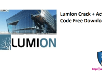 Lumion Crack + Activation Code Free Download