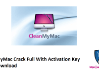 CleanMyMac Crack Full With Activation Key Free Download