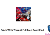 PES Pro Crack With Torrent Full Free Download PC