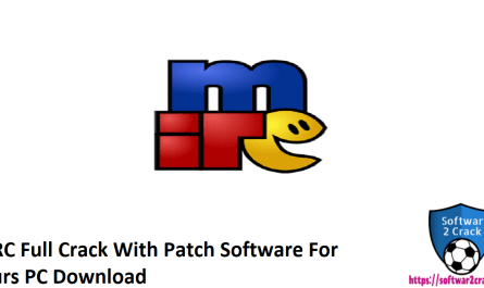 mIRC Full Crack With Patch Software For Yours PC Download