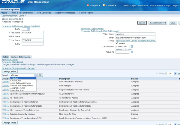 Oracle Hrms Software 2020 Reviews Pricing Amp Demo