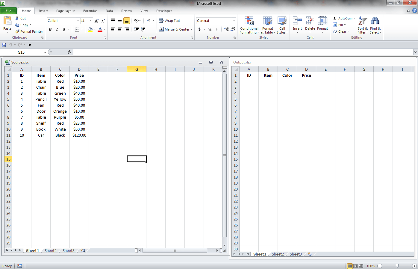 Activate Another Workbook Vba