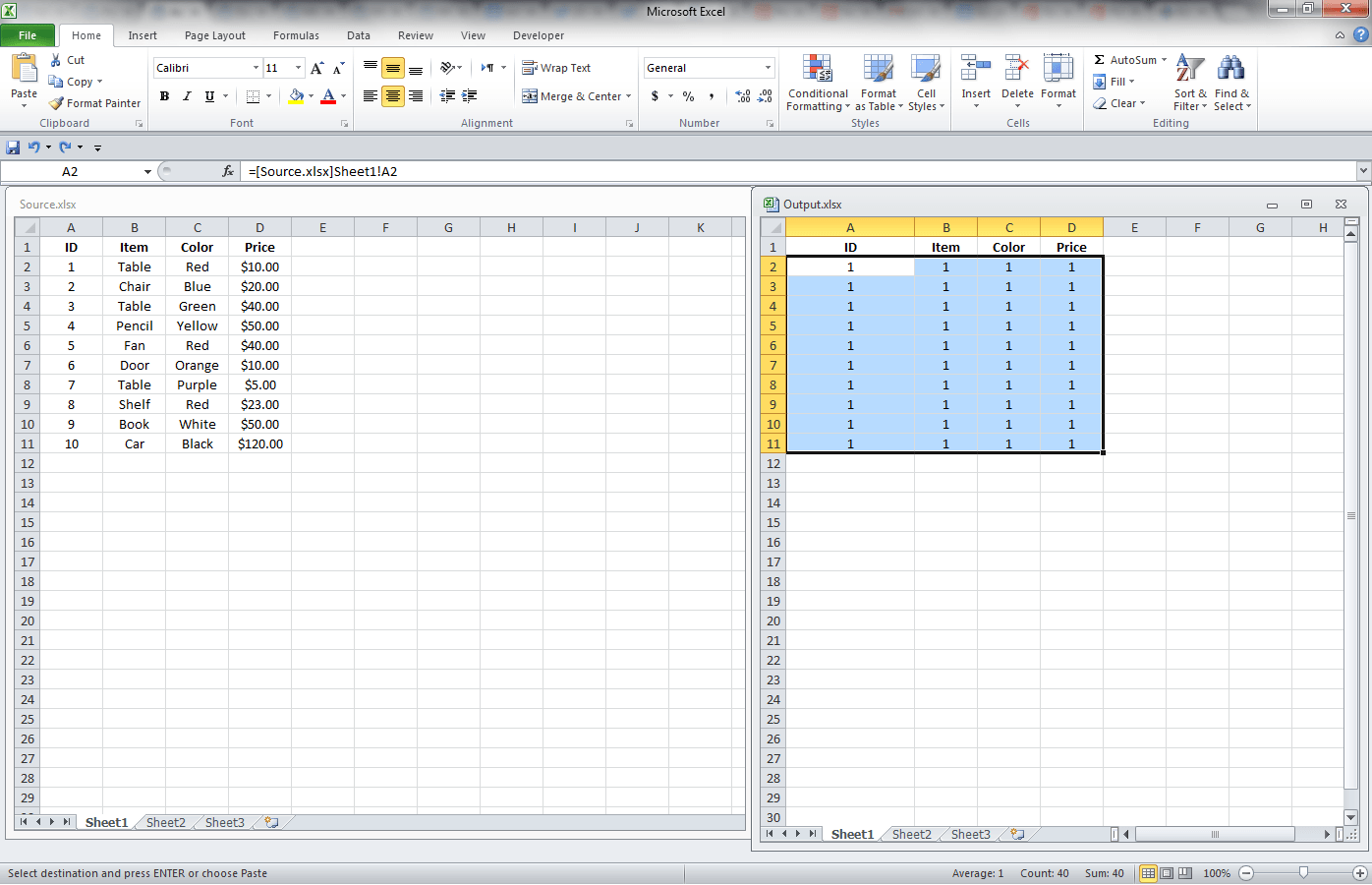 Amazing Using An Excel File As Working Papers Part 2