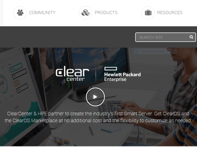 Download ClearOS 7.3 ISO