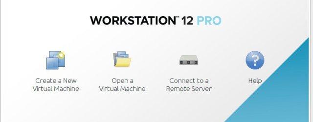 vmware workstation pro for linux