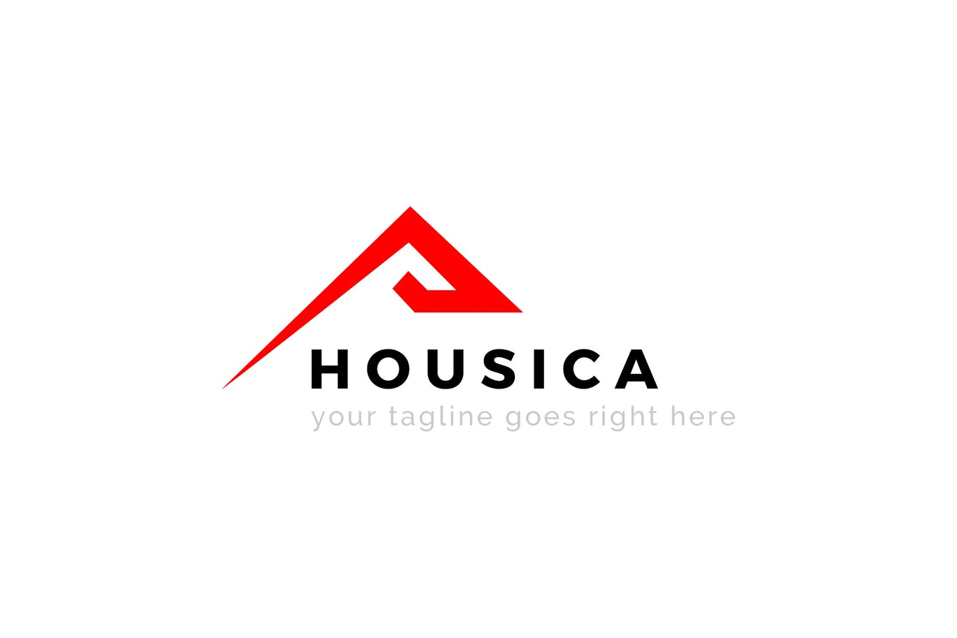 Housica - Real Estate Logo Template