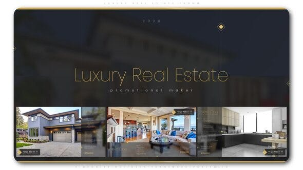 Luxury Real Estate Promo