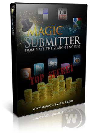 Magic Submitter v1.40 (auto-submitter of video services, photosites, social bookmarks, RSS-feeds, site directories)