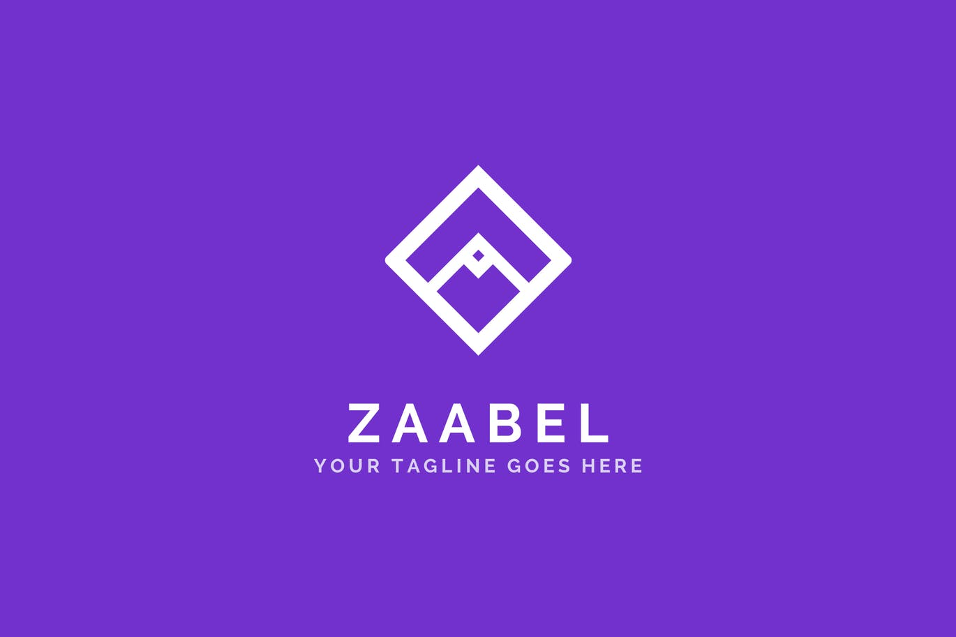 Zaabel - Abstract Logo Template