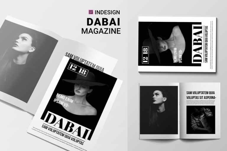 Dabai - Magazine