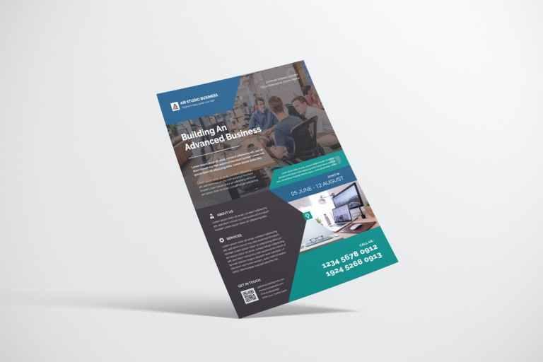 Business Service Flyer Design