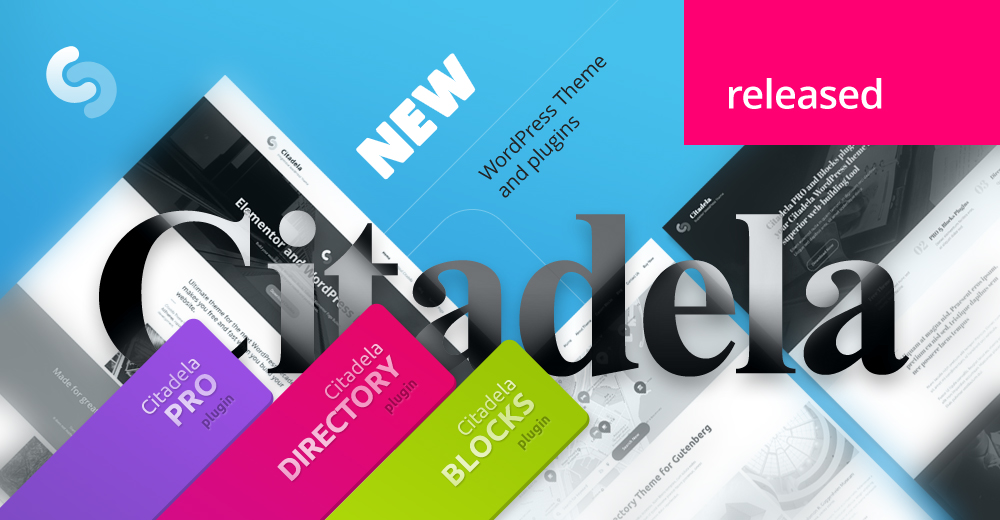 Citadela Pro - template for catalog or reference WordPress