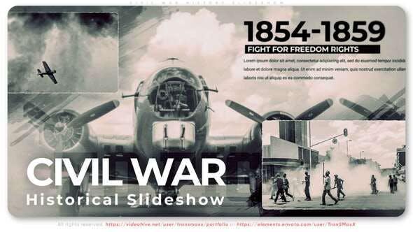 Civil War History Slideshow