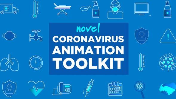 Coronavirus Animation Toolkit
