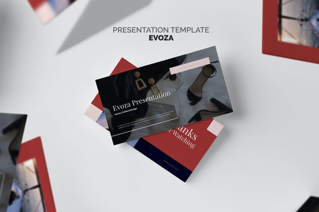 Evoza : Luxury Lifestyle Keynote