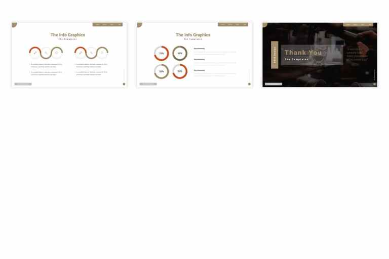 Great Coffee - Powerpoint Template