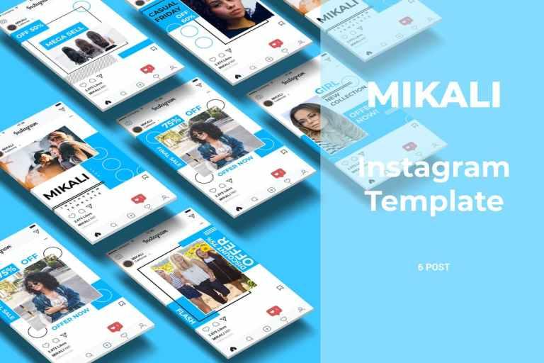 Mikali - Fashion Social Media Post Part 11