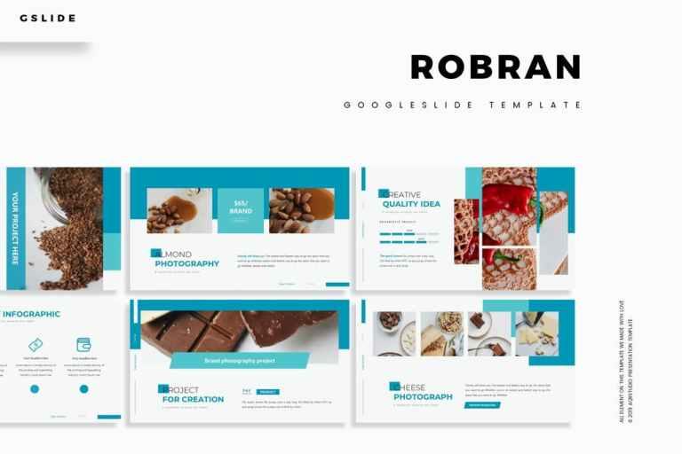 Robran - Google Slides Template