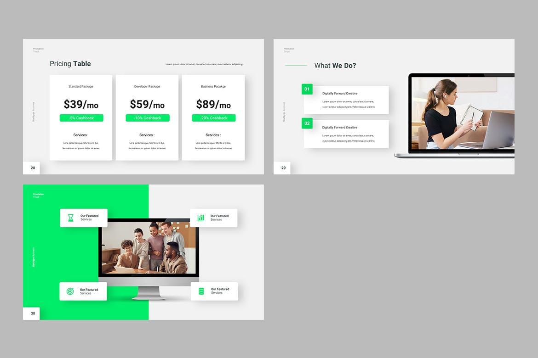 STARTAPP - Business Startup Powerpoint Template