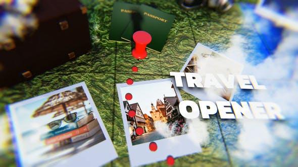 Travel Photo Opener