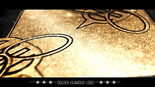 Golden Glamour Erotic Logo
