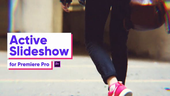 Summer Slideshow for Premiere Pro