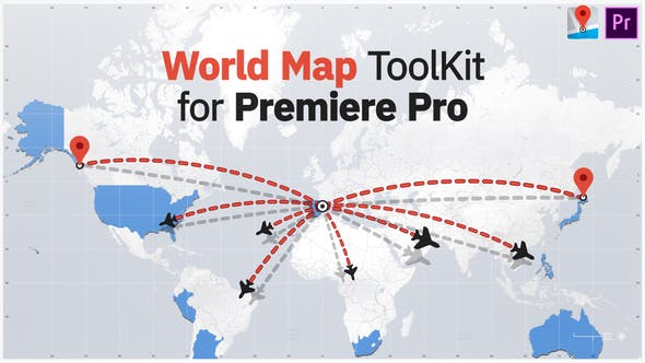 World Map ToolKit