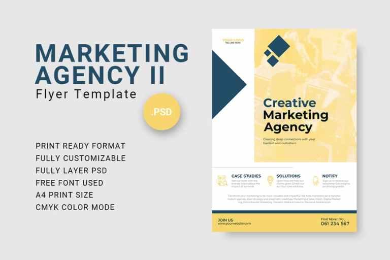 Marketing Agency Flyer - 02