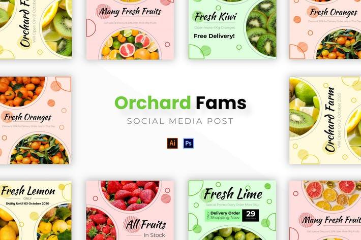 Orchard Farm Socmed Post