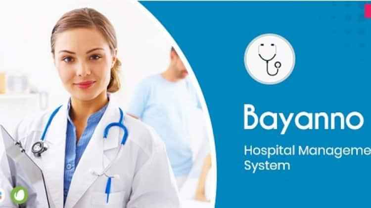 Multi Hospital v4.1 - hospital management system