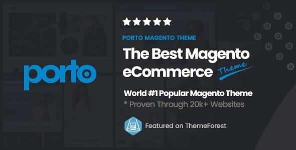 Porto Ultimate Responsive Magento Theme