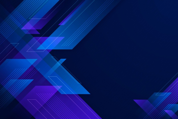 Overlapping forms background Premium Vector