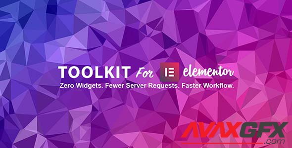 ToolKit For Elementor v1.2 NULLED