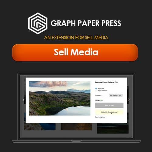 Graph Paper Press Sell Media WordPress