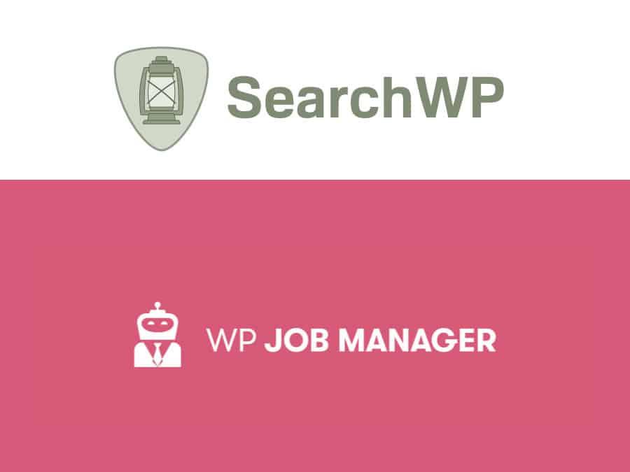SearchWP WP Job Manager Integration