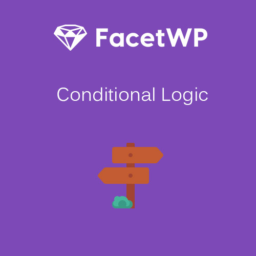 FacetWP Conditional Logic Addon 1.3.1