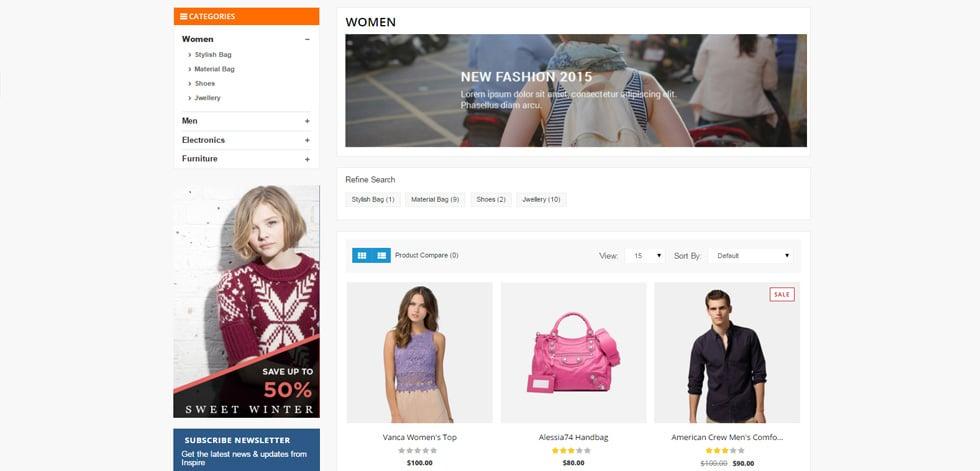 Inspire Premium Theme for WooCommerce 2.11.3