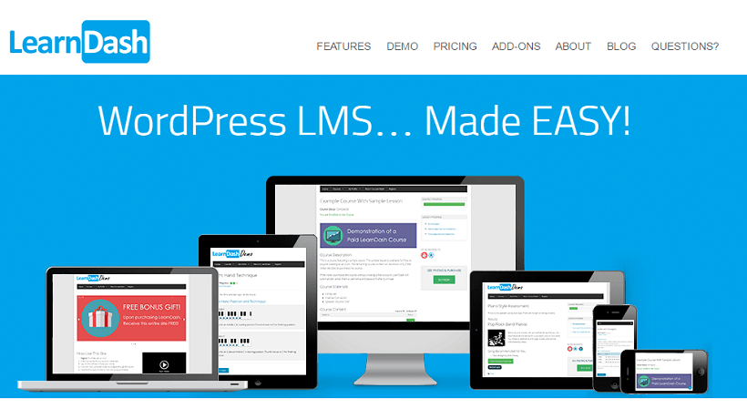 LearnDash NULLED + Addons - Learning Management System (LMS) on WordPress