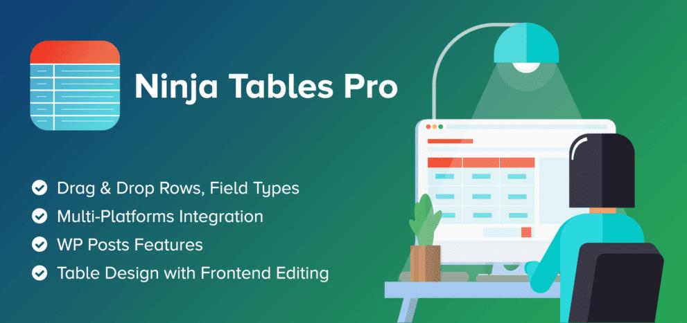 Ninja Tables Pro 4.1.5