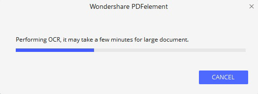 Extracting file from PDF