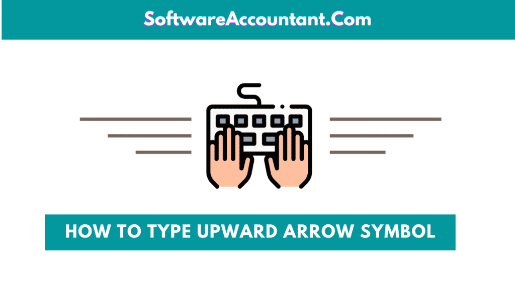 how to make up arrow symbol on keyboard
