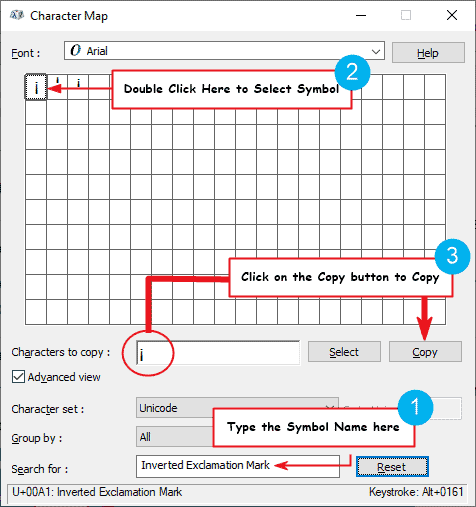 Copy and paste Upside Down Question Point