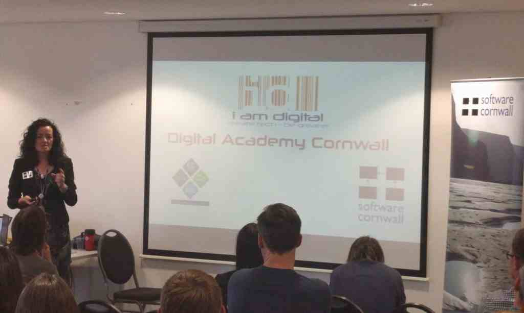 I am digital Cornwall College