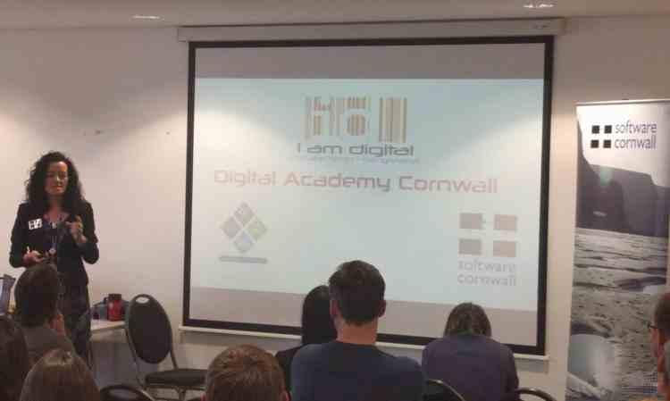 I am digital Cornwall College