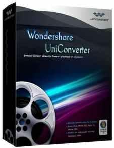 Wondershare UniConverter 12.0.0.33 Crack & License Key Latest 2020