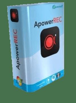 ApowerREC Crack v1.4.12.8 + Activation Key [Latest 2021]