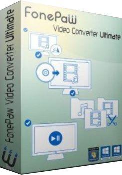 FonePaw Video Converter Ultimate Crack + Registration Key {Latest}
