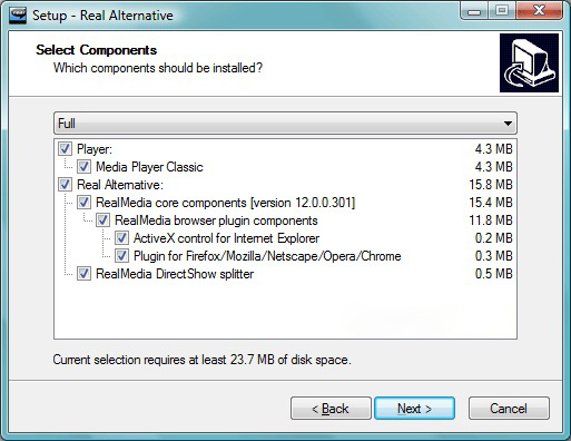 Real Alternative Player Crack MAC + Windows Free Download