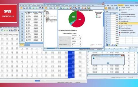 IBM SPSS Statistics Crack + License Key Full Download