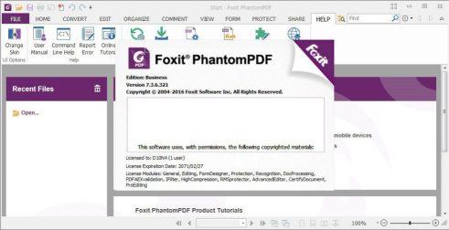 Foxit PhantomPDF Business Crack 10.5 + Patch 2021 Free Download